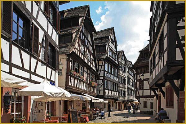 Photos de photos du quartier de la petite france for Rue du miroir strasbourg