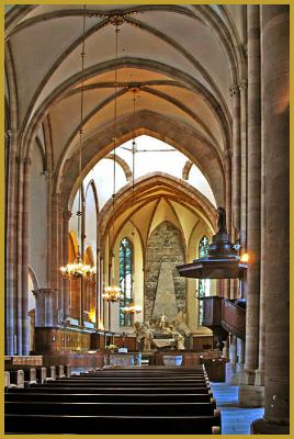 église luthérienne strasbourg