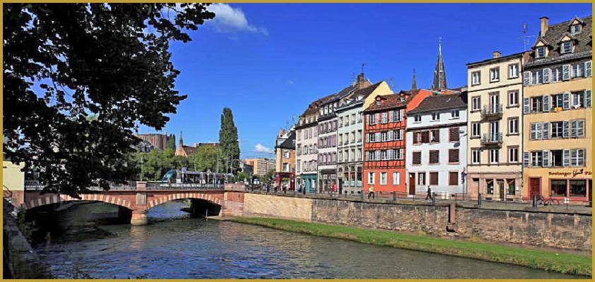 Photos de quai de turckheim les quais strasbourg alsace for Alsace carrelage strasbourg