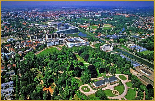 Photos de photos du parc de l 39 orangerie strasbourg parc for Parc des expo strasbourg