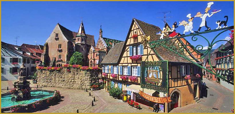 Image gallery villages alsace - La plus belle piscine de france ...