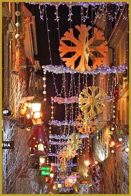 Photos de photos de la rue des orf vres no l photos de no l strasbourg no l en alsace alsace - Noel a mille couleurs ...