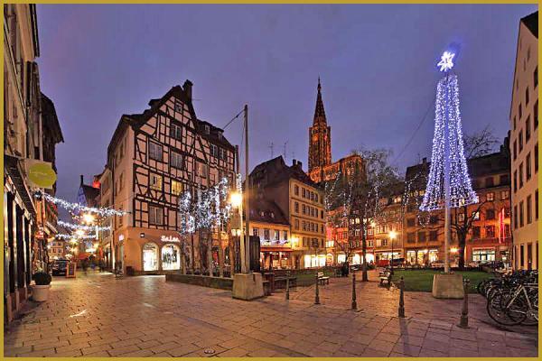 Hotel Rue Des Tonneliers Strasbourg