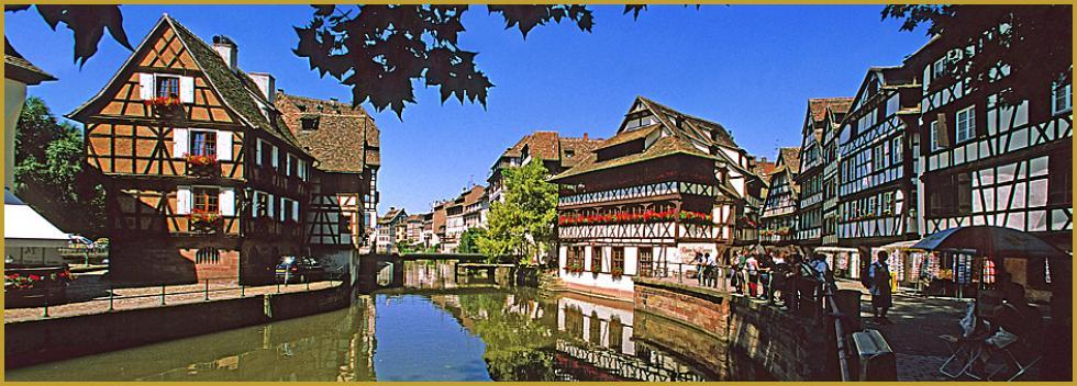 Photos de photos panoramique de la petite france for Le jardin des fleurs strasbourg