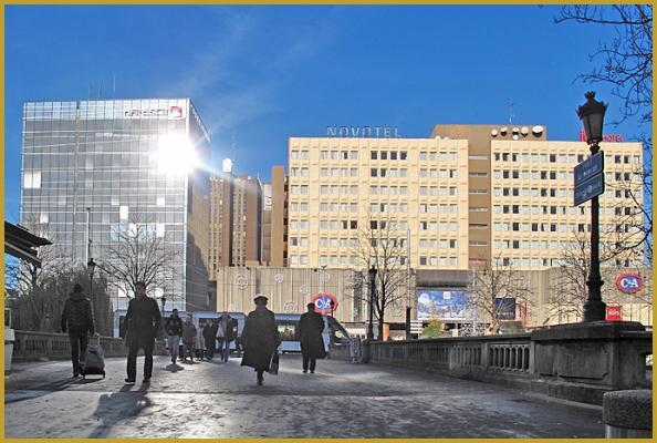 Les halles strasbourg - Centre commercial rivetoile strasbourg ...