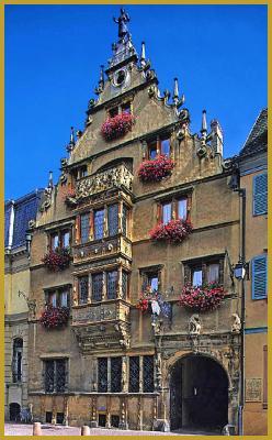 Photos De La Maison Des Tetes Colmar Villes Alsace