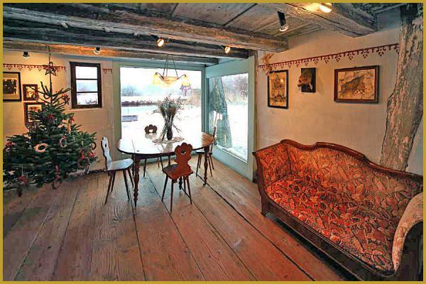 Photos de photos de no l l 39 comus e d 39 alsace d for Decoration maison ancienne interieur
