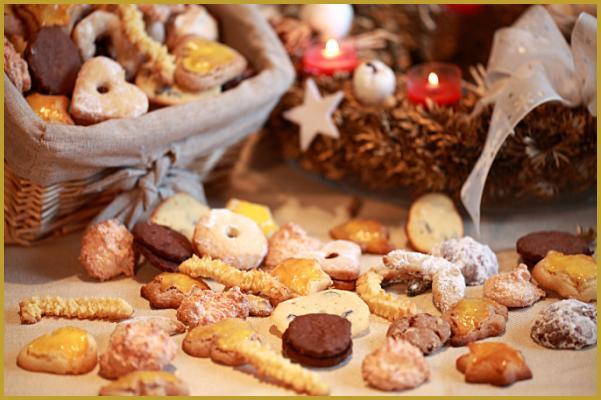 Bredele De Noel Alsacien Photos de Photos des Bredeles de Noël, Bredle, Bredela, Weihnachts