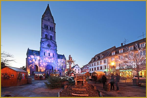 Ville  Ef Bf Bd Visiter En Alsace Lorraine