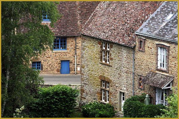 photos de saint c neri le g rei basse normandie photos des plus beaux villages de france france. Black Bedroom Furniture Sets. Home Design Ideas