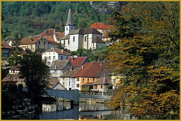 village libertin Bourgogne-Franche-Comté